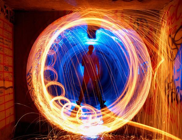 Lightpainting. Изображение № 5.