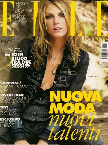 Elle октябрь 2009. Изображение № 3.