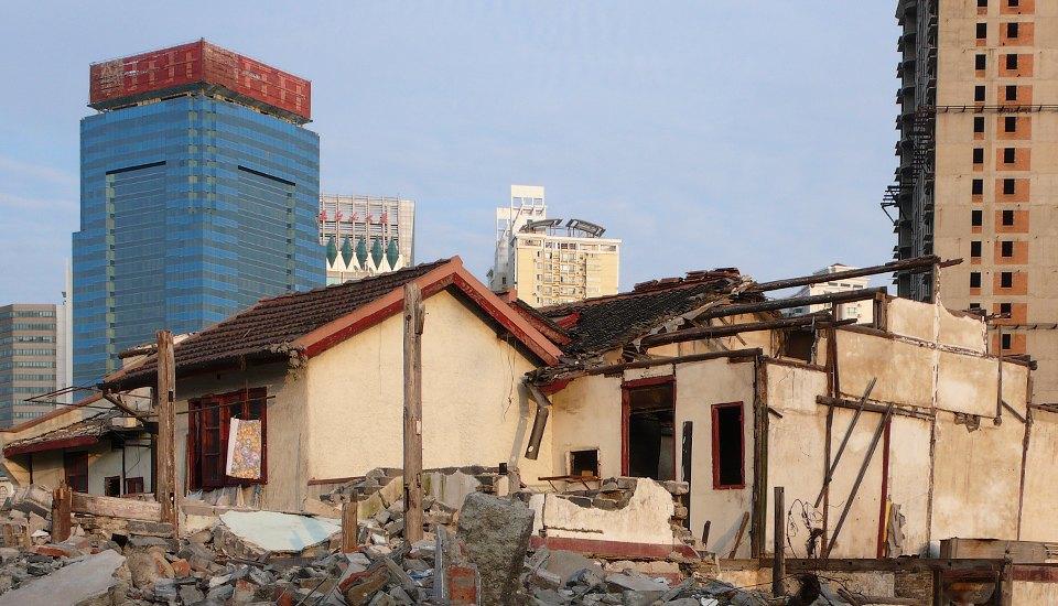 Галерея: где живут самые упрямые люди Китая. Изображение №4.