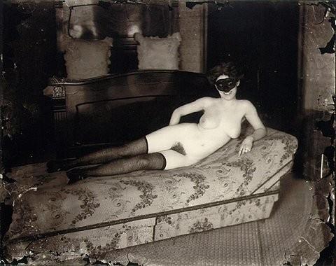 Фотосессия жриц любви 1912 года. Изображение № 26.