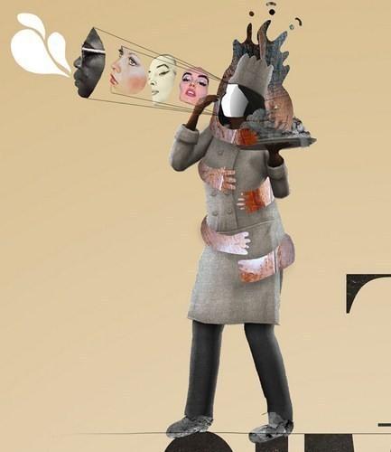 Изображение 23. Выставка: International Weird Collage Show.. Изображение № 23.