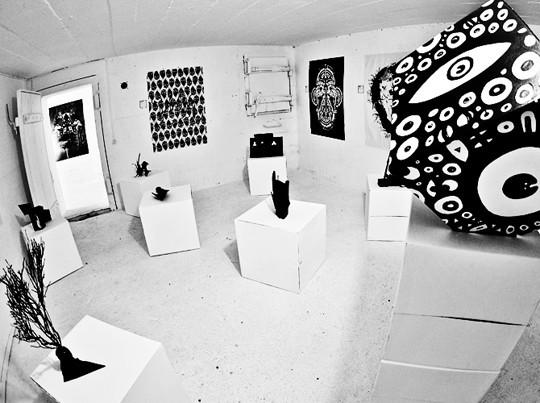 PBK9, художественная выставка в Лозанне, Швейцария. Изображение № 33.