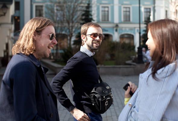 День с Питером Йенсеном: Разговоры о ретейле и шопинг в Москве. Изображение № 6.