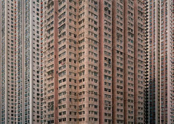 MIchael Wolf- бесконечные окна Гонконга. Изображение № 10.