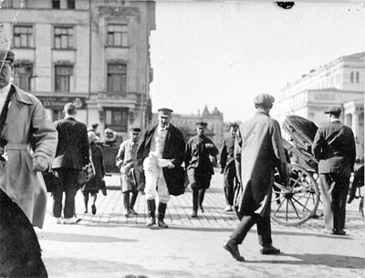 Прогулки постарой Москве илиМосква которой нет. Изображение № 24.