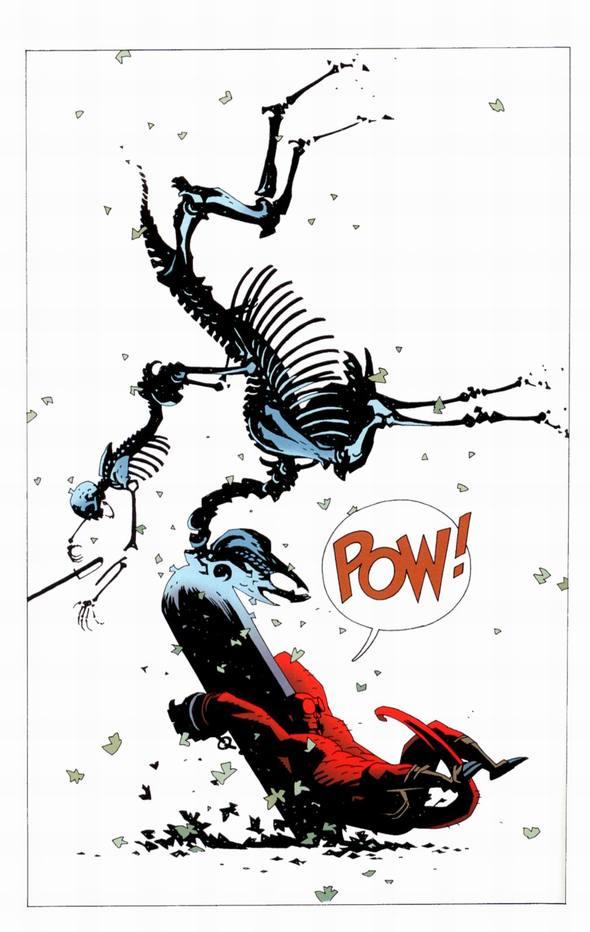 Hellboy. Изображение № 17.