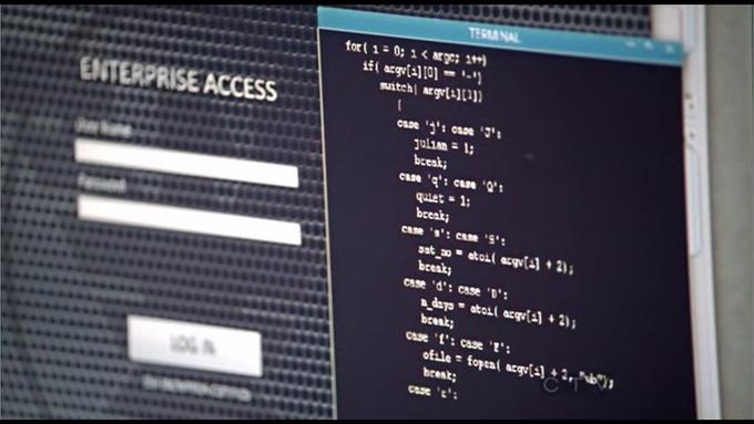 Лайк дня: Программные коды из кино. Изображение № 3.