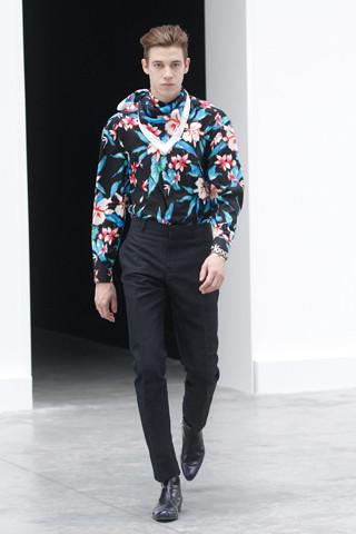 Неделя мужской моды в Париже: День 2. Изображение № 9.