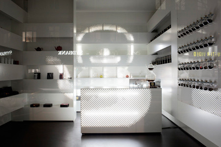 Дизайн чайного магазина отWE Architecture. Изображение № 12.