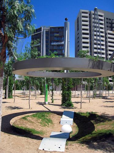 Изображение 35. Барселона: общественные пространства.. Изображение № 38.