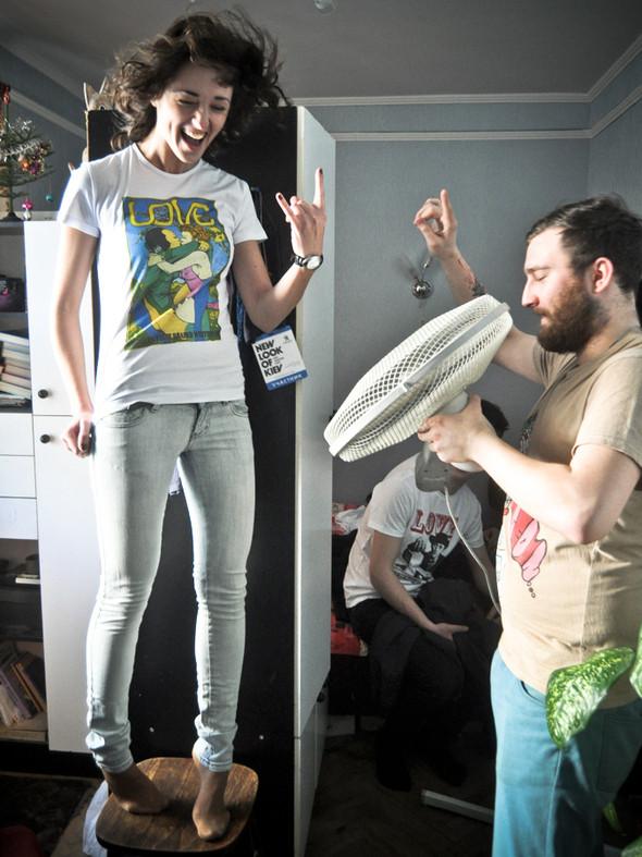 Изображение 9. Trash-Yourself Home's Lookbook.. Изображение № 9.