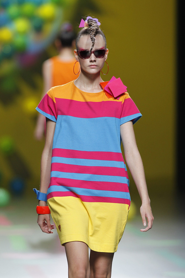 Madrid Fashion Week SS 2012: Agatha Ruiz de la Prada. Изображение № 24.