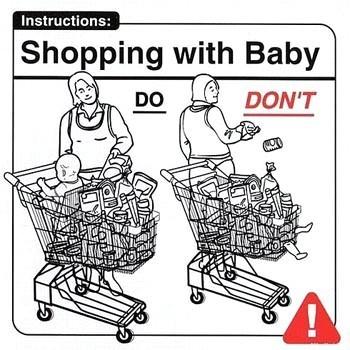 Инструкция поэксплуатации младенца. Изображение № 13.