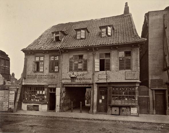 Призраки старого Лондона. Изображение № 17.
