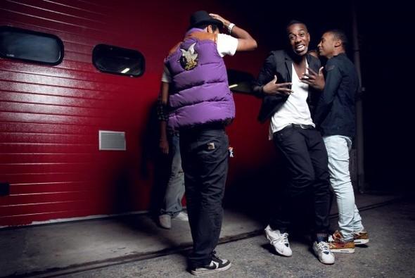 Oldschool hip hop - из архивов Chevignon. Изображение № 1.