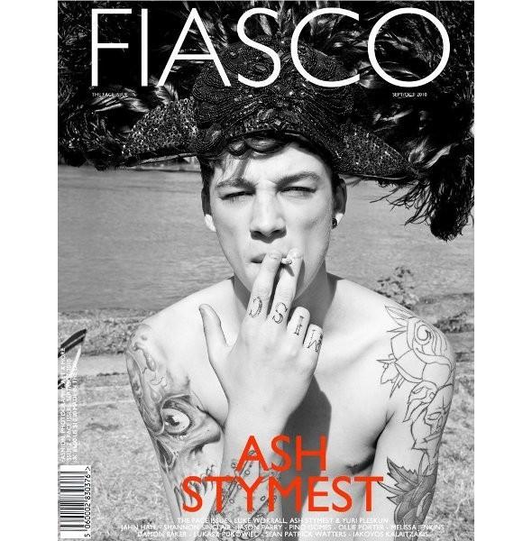 5 новых обложек: I–d, Fiasco, U, I love Fake. Изображение № 5.