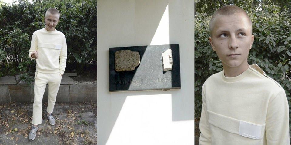 Появился лукбук весенне-летней коллекции Гоши Рубчинского. Изображение № 8.