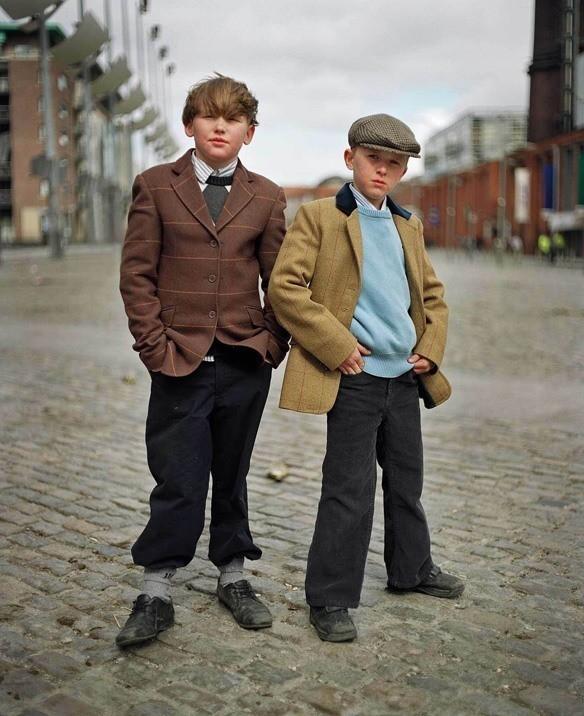 Изображение 4. Ирландская мода и наряды для праздников.. Изображение № 1.