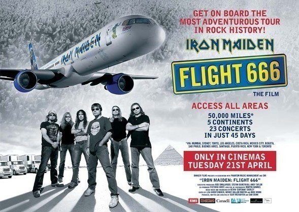 Iron Maiden: flash-пропаганда тяжелого метала. Изображение № 1.