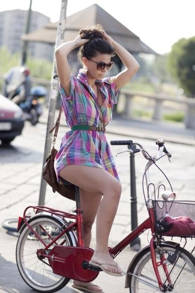 Bicycle it is fashionable!. Изображение № 9.