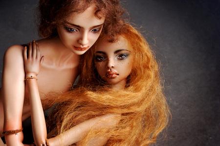 «Живые» куклы Марины Бычковой. Изображение № 19.