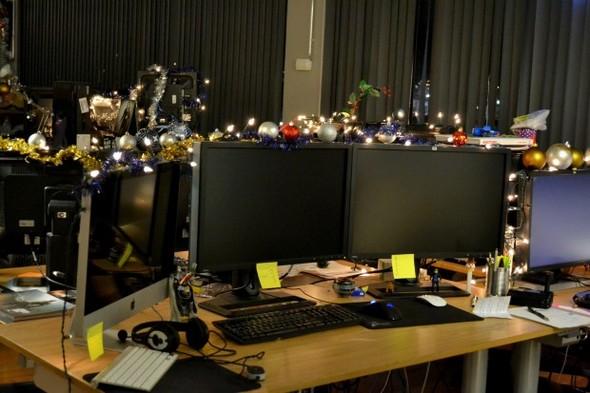 Студия CCP в Рейкьявике, где делают онлайн-игру EVE. Изображение № 23.
