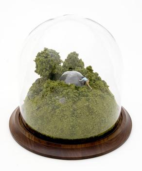 Нетрадиционный подход кфигуркам встеклянном шаре. Изображение № 15.