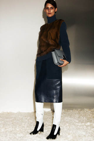 Celine Pre-Fall 2012. Изображение № 15.