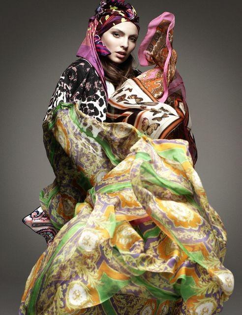 Съёмка: Карола Ремер для Vogue. Изображение № 8.