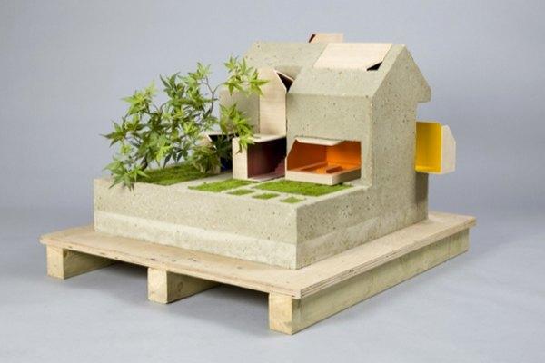 Заха Хадид и 19 других архитекторов создают кукольные домики. Изображение № 2.