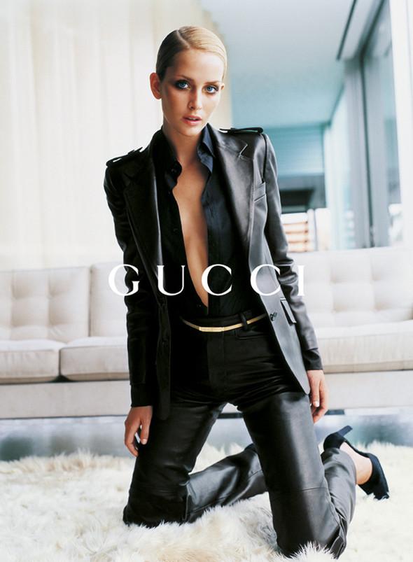Архивная съёмка: Кампания Gucci FW 1996. Изображение № 6.