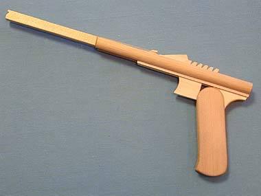 OGGCRAFT — офисное оружие. Изображение № 1.