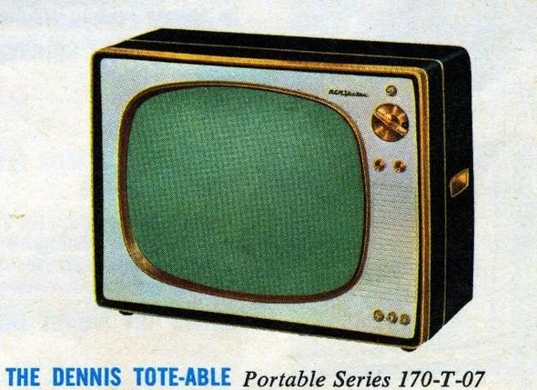 Телевизоры 1960х годов. Изображение № 2.