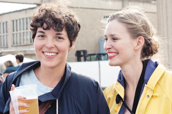 Золотые шорты, джинсовые рубашки и шляпы: Люди на фестивале MELT!. Изображение № 16.