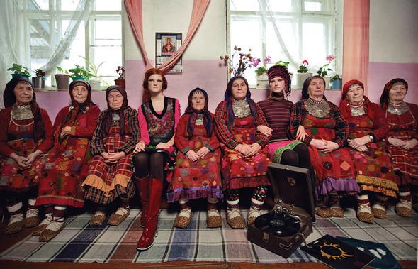 Buranovo Ethnic Tunes. Изображение № 3.
