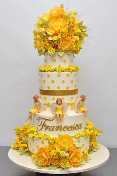 Невероятные торты от Сильвии Вейнсток. Изображение № 22.