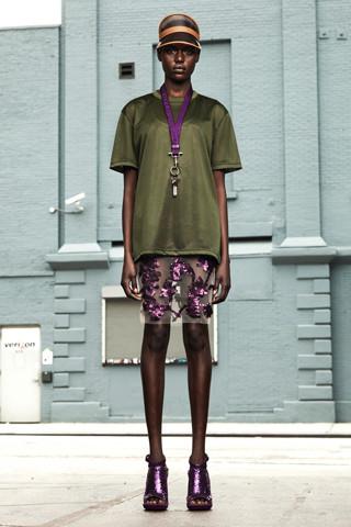 Изображение 4. Лукбуки Resort 2012: Givenchy, Lanvin.. Изображение № 4.