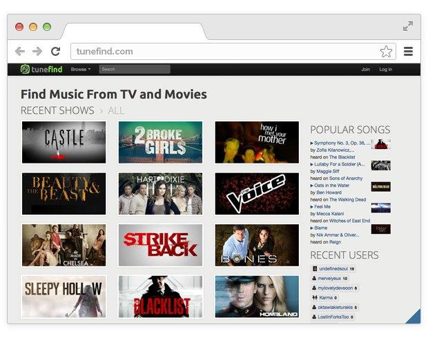 10 полезных сайтов для любителей сериалов. Изображение № 5.