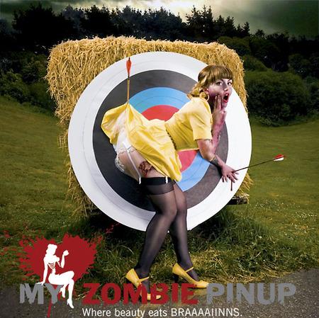 MyZombie PinUp календарь недля слабонервных. Изображение № 13.
