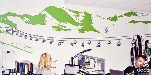 Оформление офиса компании Fischer. Изображение № 22.