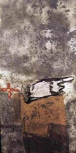 Antoni Tapies. Изображение № 40.