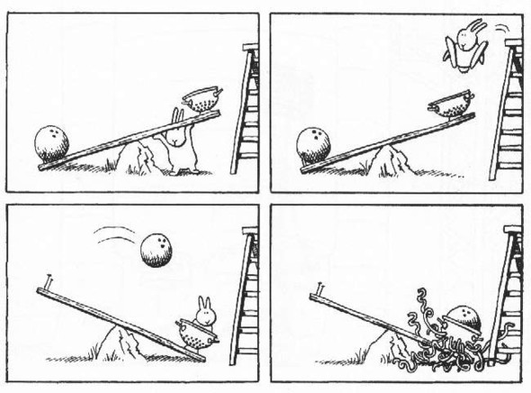 Кролики-самоубийцы(Bunny Suicides). Изображение № 27.