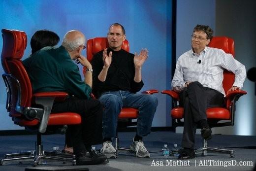 Билл Гейтс и Стив Джобс. Изображение № 5.