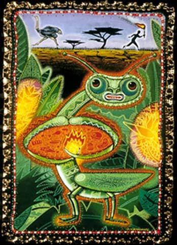 Визуальная мифология – Джоил Накамура. Изображение № 4.
