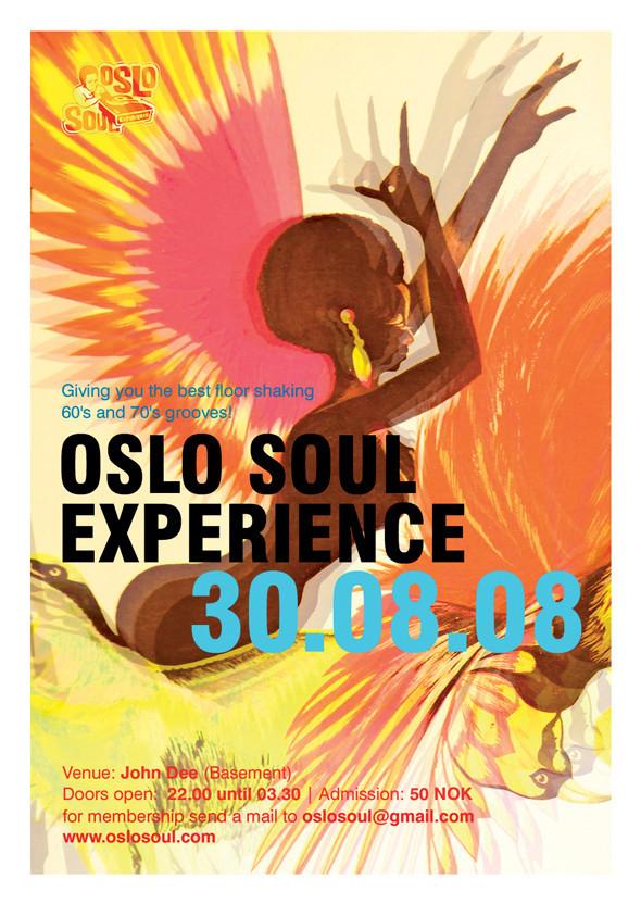 DJ BJOERN ESPEN (OSLO SOUL EXPERIENCE). Изображение № 2.