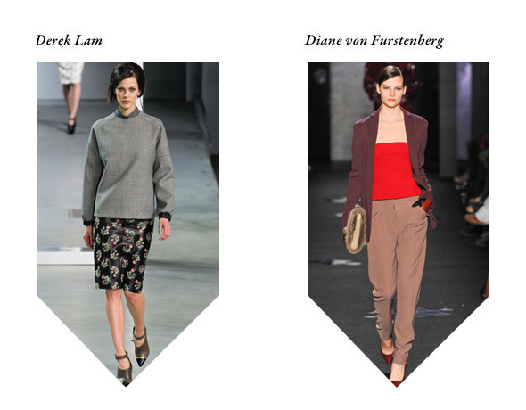 Derek Lam: The Beatles — «Eleanor Rigby»; Diane Von Furstenberg: Air — «Seven Stars». Изображение № 6.