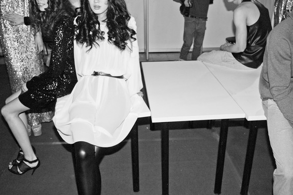 BACKSTAGE Masha Tsigal A/W 13 / foto by Ross Laurence. Изображение № 14.