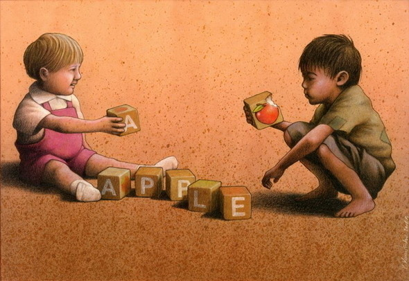 Изображение 19. Карикатурист Pawel Kuczynski.. Изображение № 19.