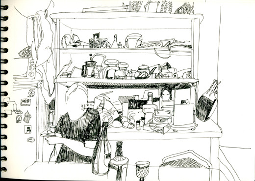 «Мне нравится думать, что художники — это простые люди». Изображение № 34.