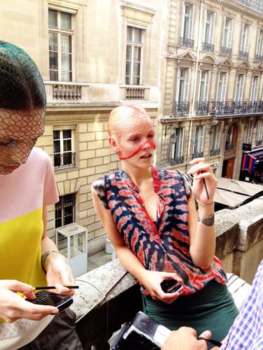 Дневник модели: Показы недели моды Haute Couture. Изображение № 42.